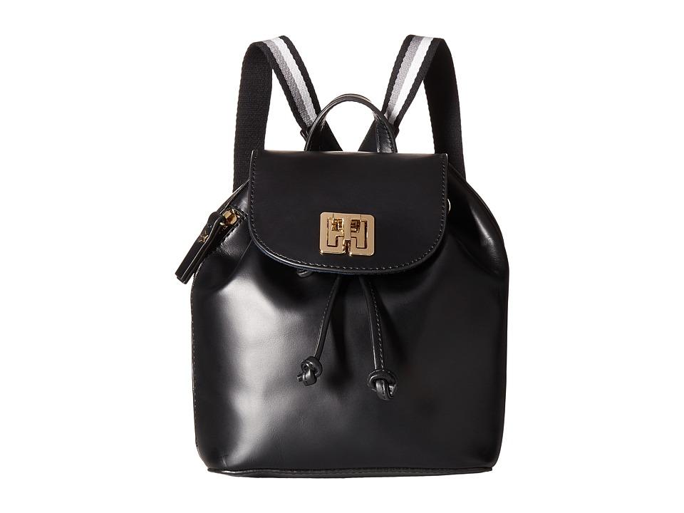 Tommy Hilfiger - TH Twist Backpack (Black) Backpack Bags