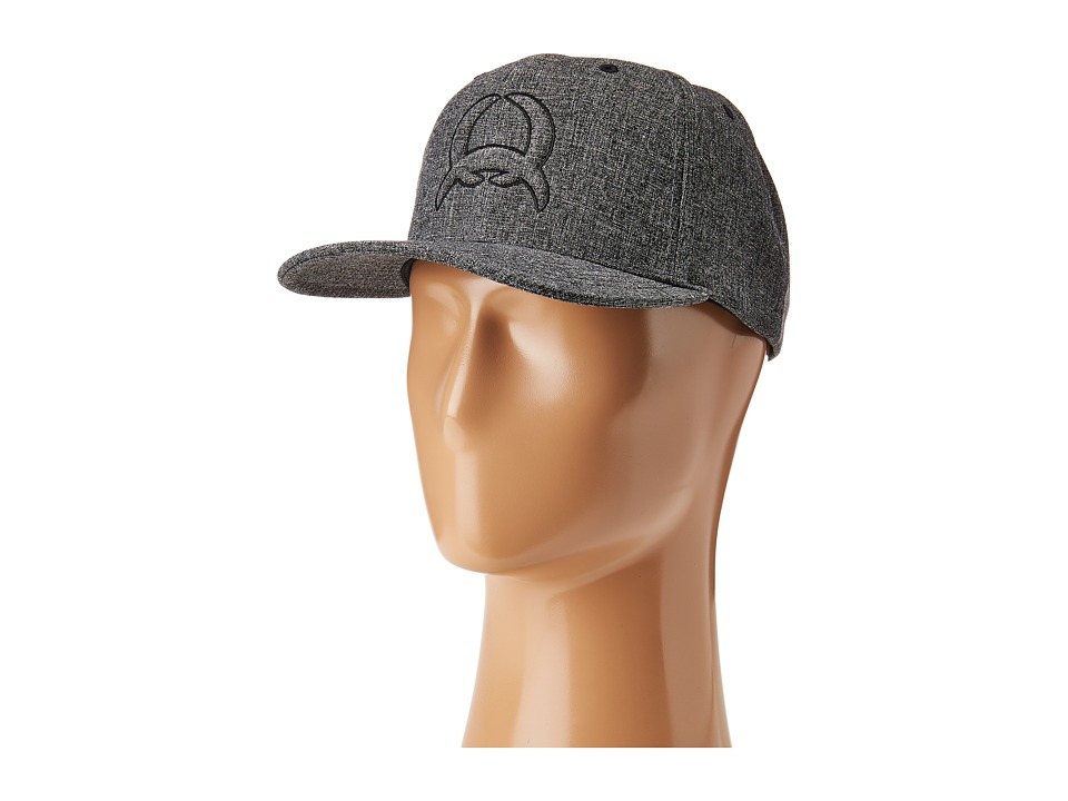 Cinch - Mid Profile FLEXFIT(r) Cap (Grey) Caps