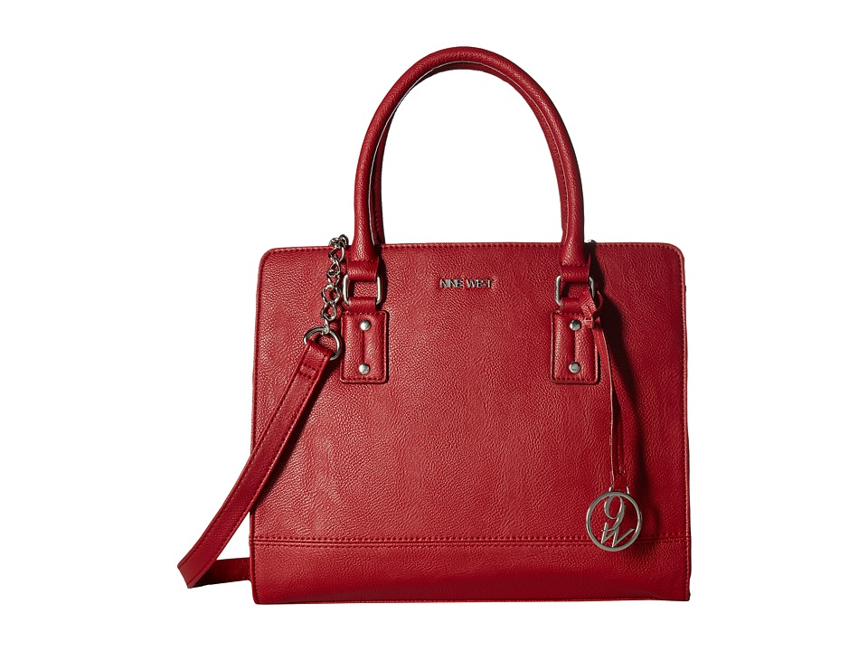 Nine West - You Me (Ruby Red) Handbags