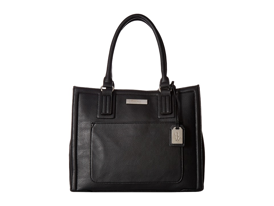 Nine West - Be Pure (Black) Handbags