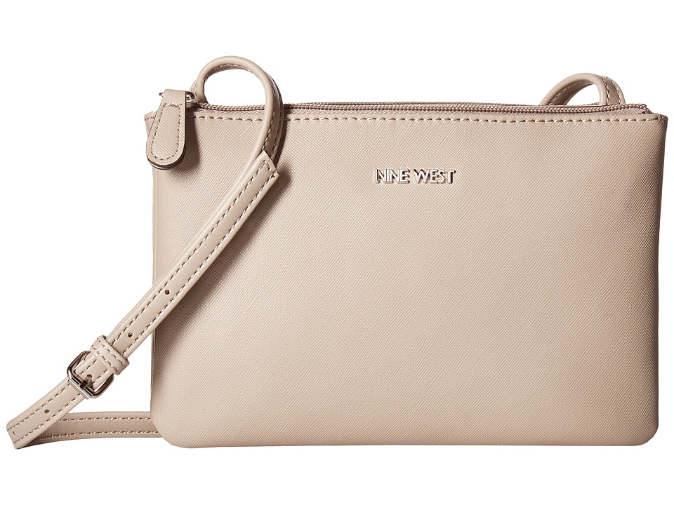 Nine West - Retro Metro (Mushroom) Handbags