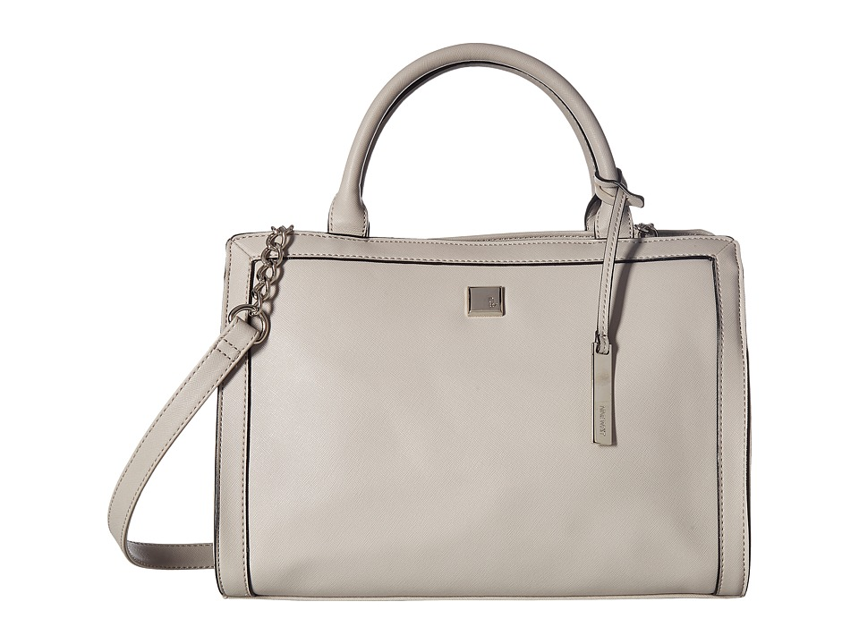 Nine West - Trend Bend (Dove/Dove) Handbags