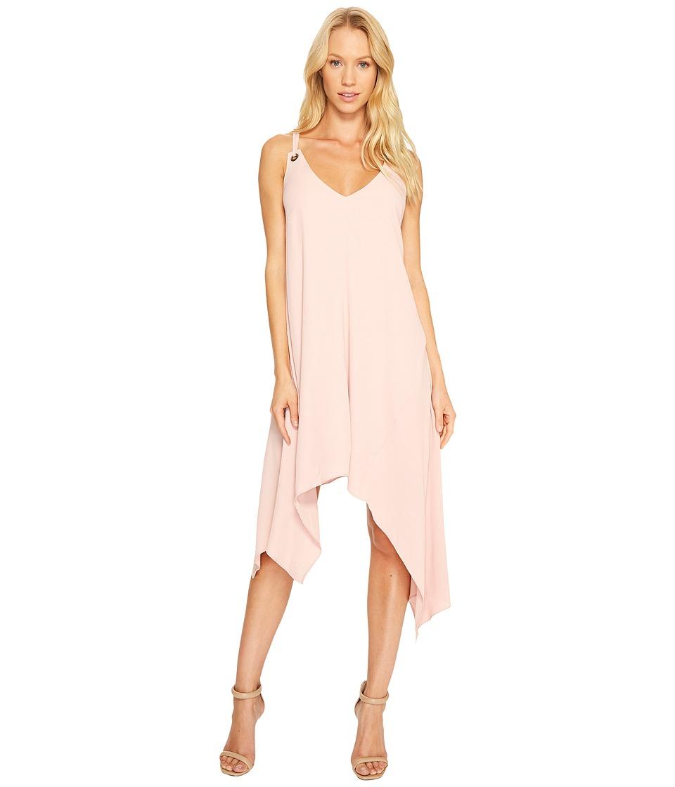 Adelyn Rae - Georgina Shift Dress (Chalk Pink) Women's Dress