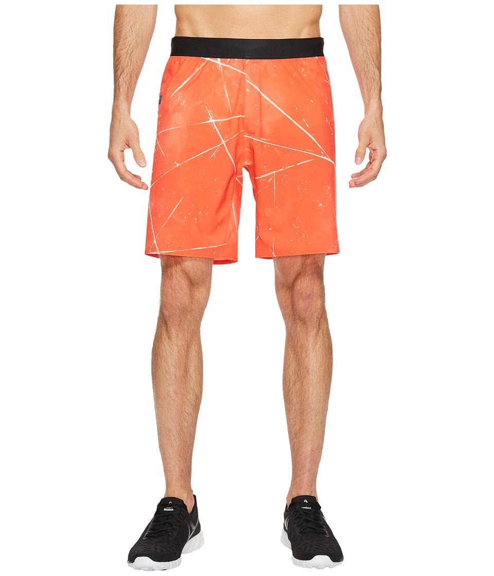 Reebok - CF Super Nasty Speed Shorts (Carote) Men's Shorts