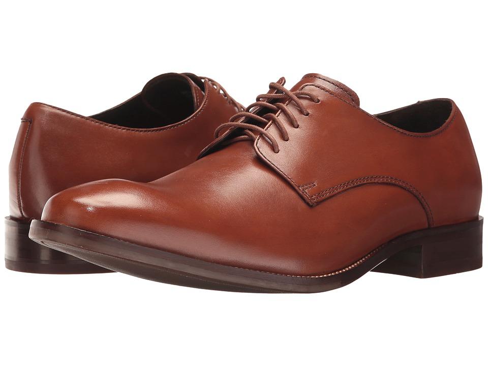 Cole Haan - Williams Plain II (British Tan) Men's Shoes