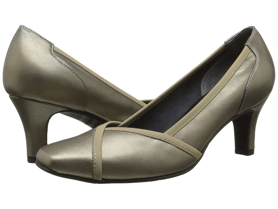 Rose Petals - Rayna (Pewter) Women's Shoes