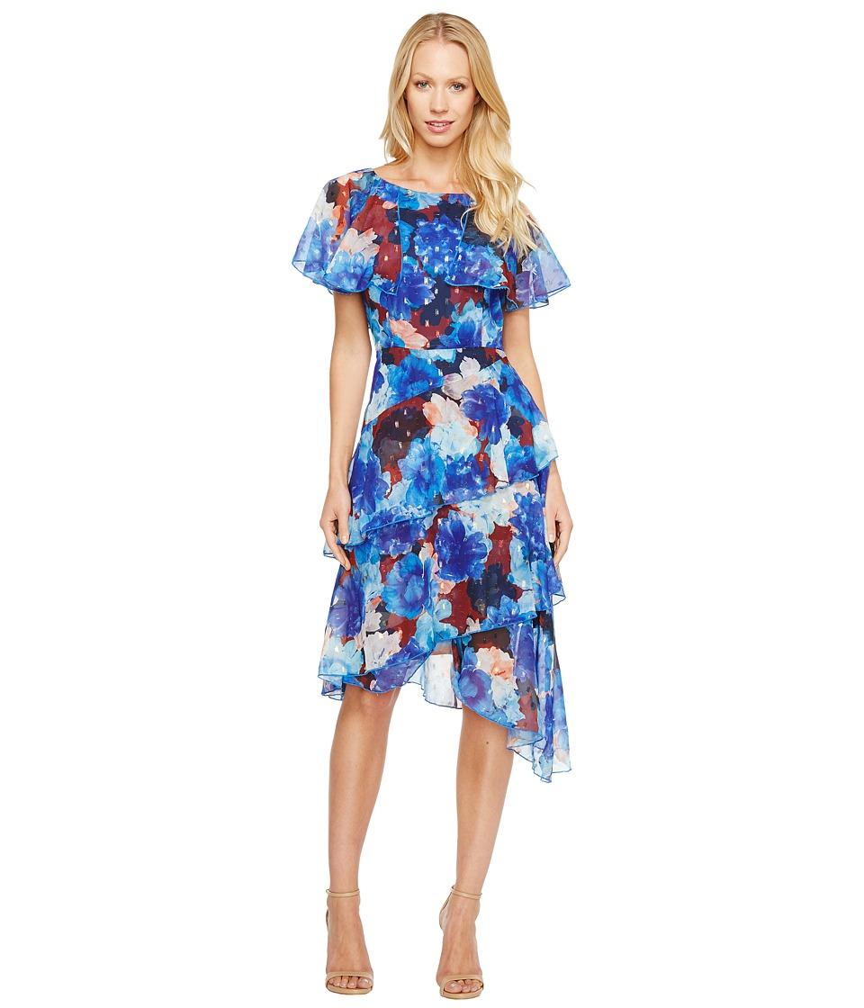 Eva by Eva Franco - Paula Dress (Lapis) Women's Dress
