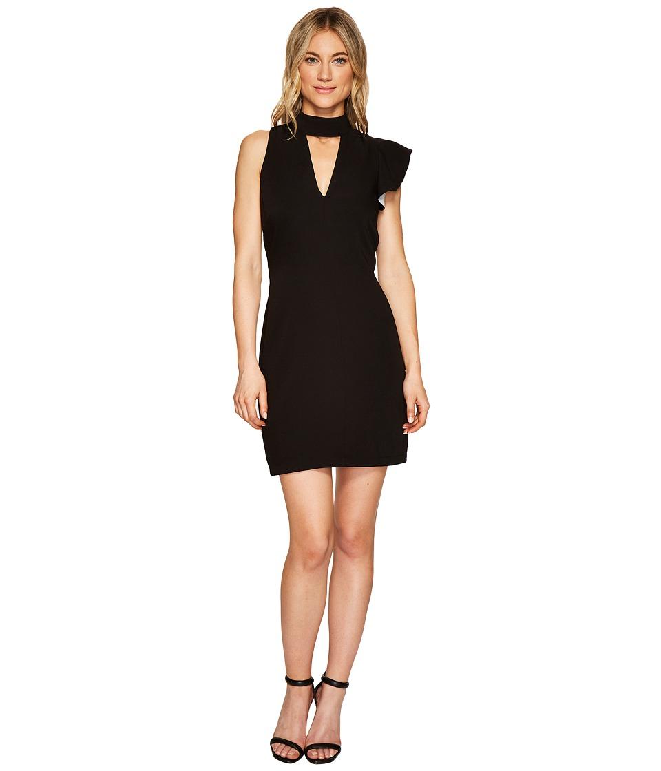 Adelyn Rae Charlotte Bodycon Dress (Black) Women
