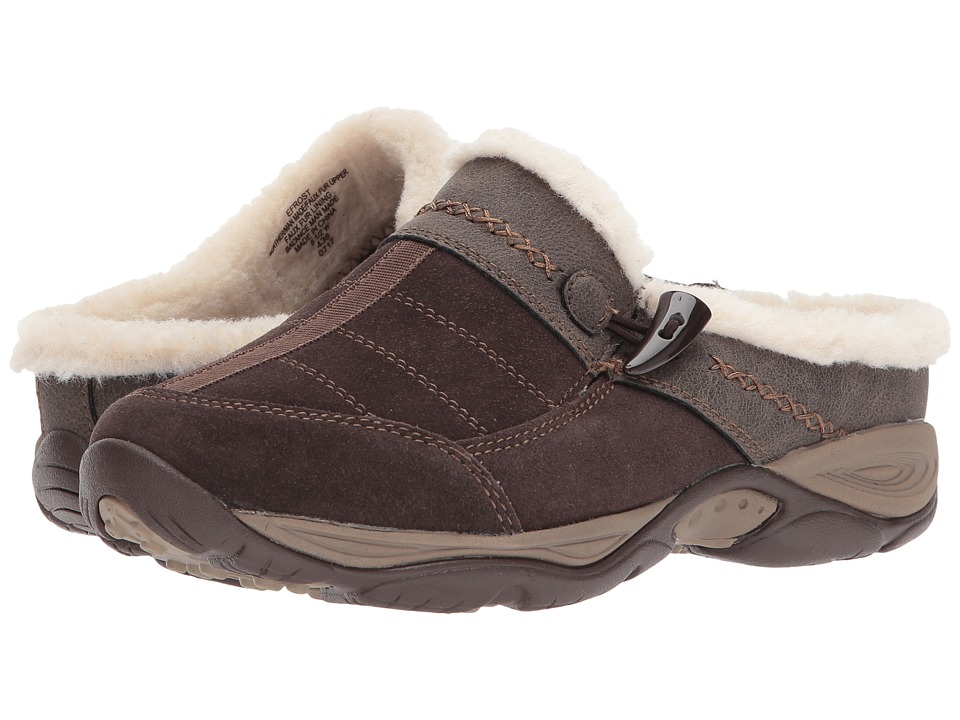 Easy Spirit Efrost (Brown/Brown Suede) Women