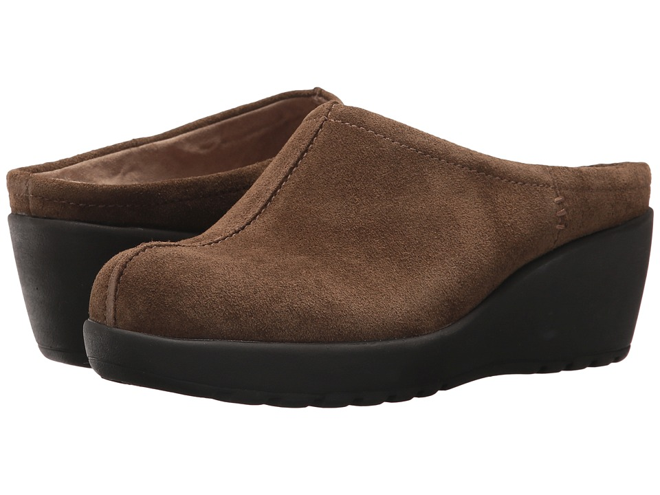 Easy Spirit Jaiva (Taupe Suede) Women
