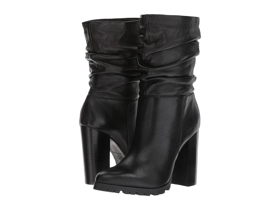 Katy Perry The Raina (Black Tumbled Leather) Women
