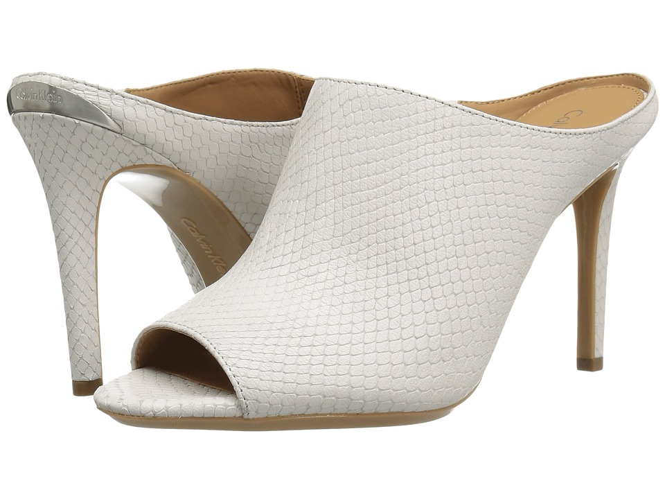Calvin Klein - Nola (Platinum White) Women's Shoes
