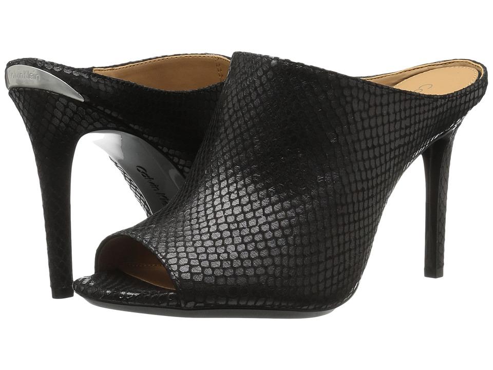 Calvin Klein - Nola (Black) Women's Shoes