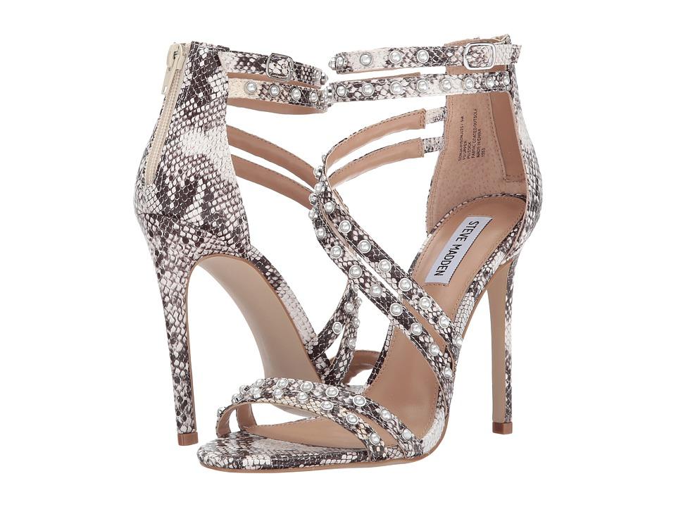 Steve Madden - Sonja-P (Natural Snake) Women's Shoes