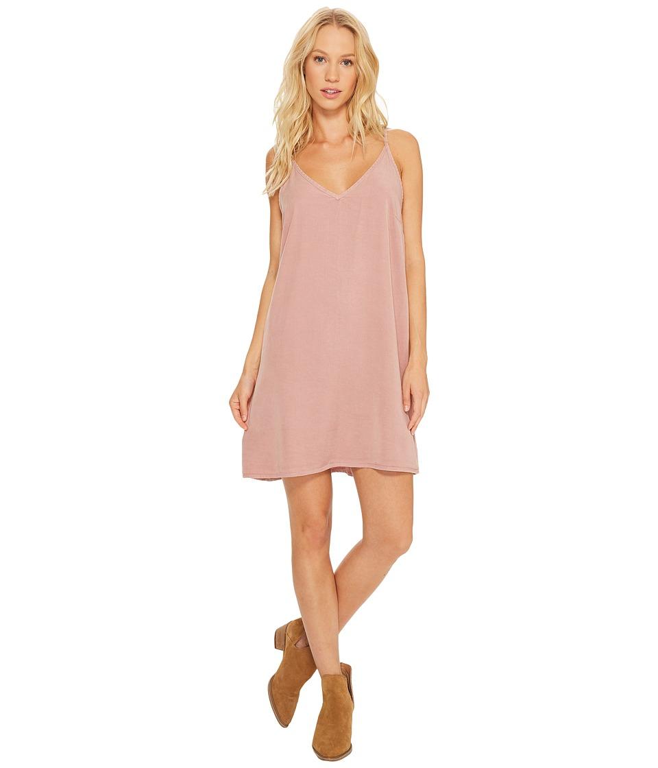 Project Social T Irene Dress (Clay) Women