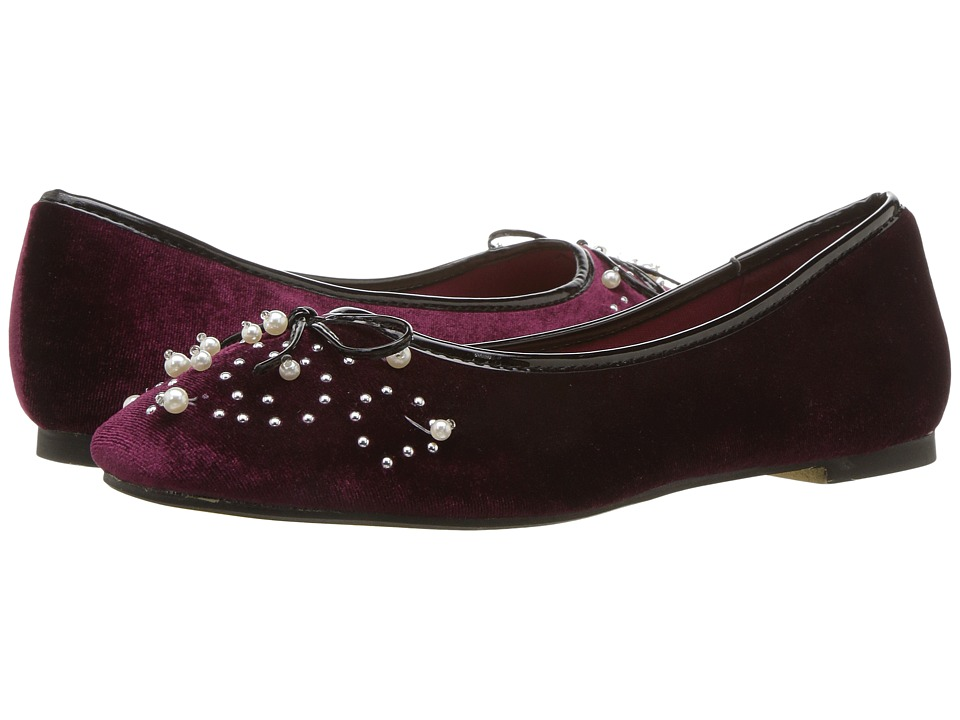 Report - Shelley (Burgundy) Women's Shoes