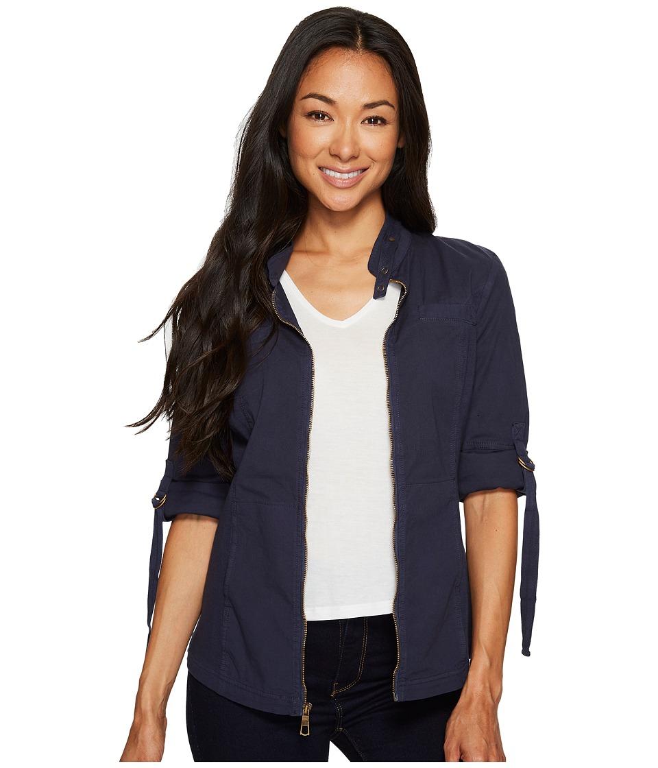 XCVI - Azar Jacket (Navel Blue) Women's Coat