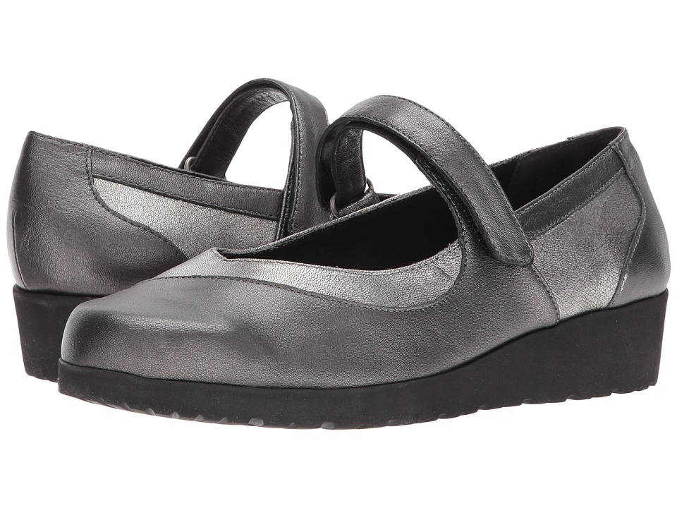 Walking Cradles - Finley (Pewter Antique) Women's Shoes