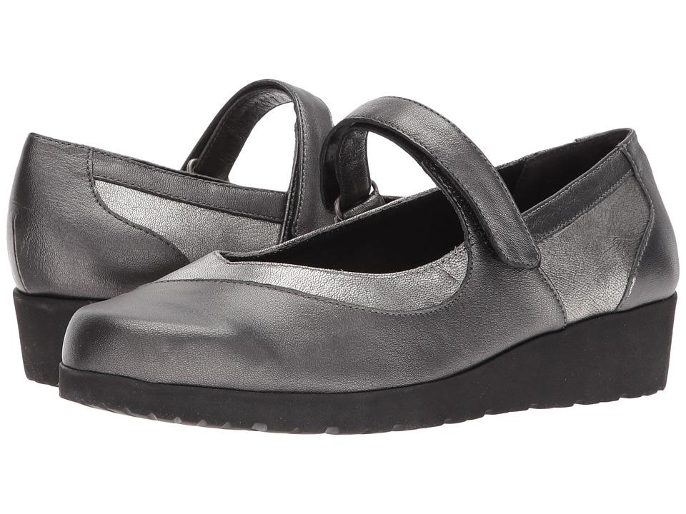 Walking Cradles - Finley (Pewter Antique) Women's Shoes