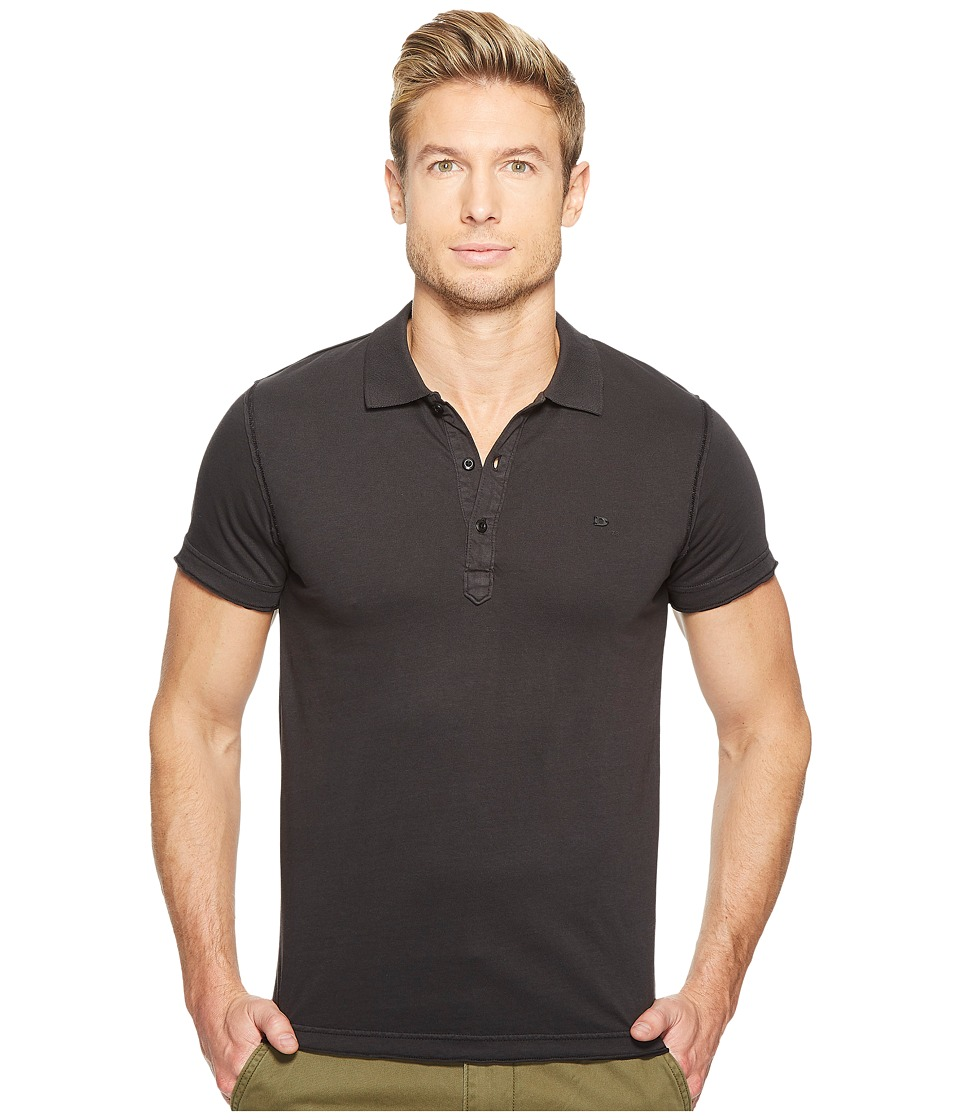 Diesel - T-Larry Shirt (Black) Men's Clothing