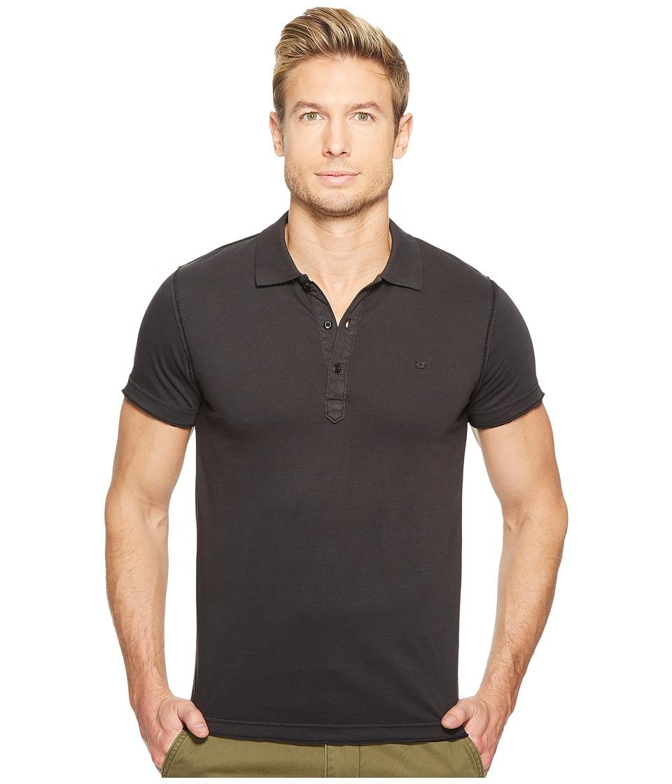 Diesel - T-Larry Shirt (Black) Men's Clothing