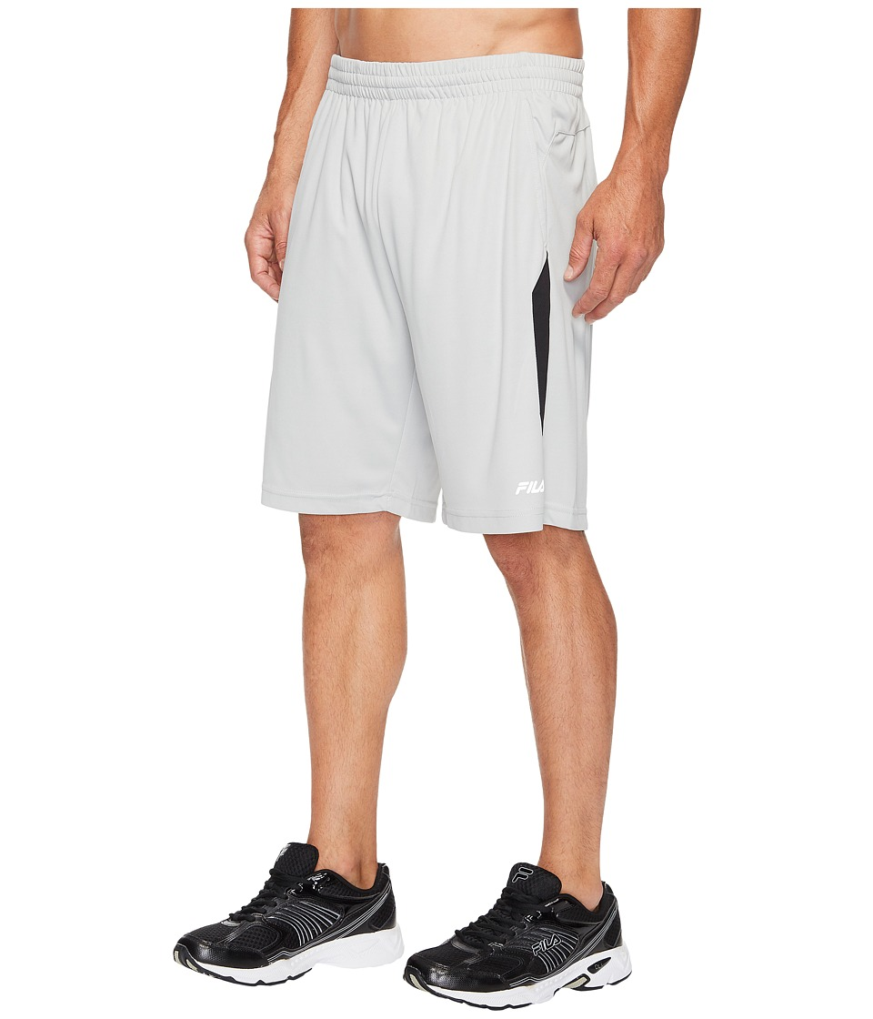 Fila - Cruiser Shorts (High-Rise/Black) Men's Shorts