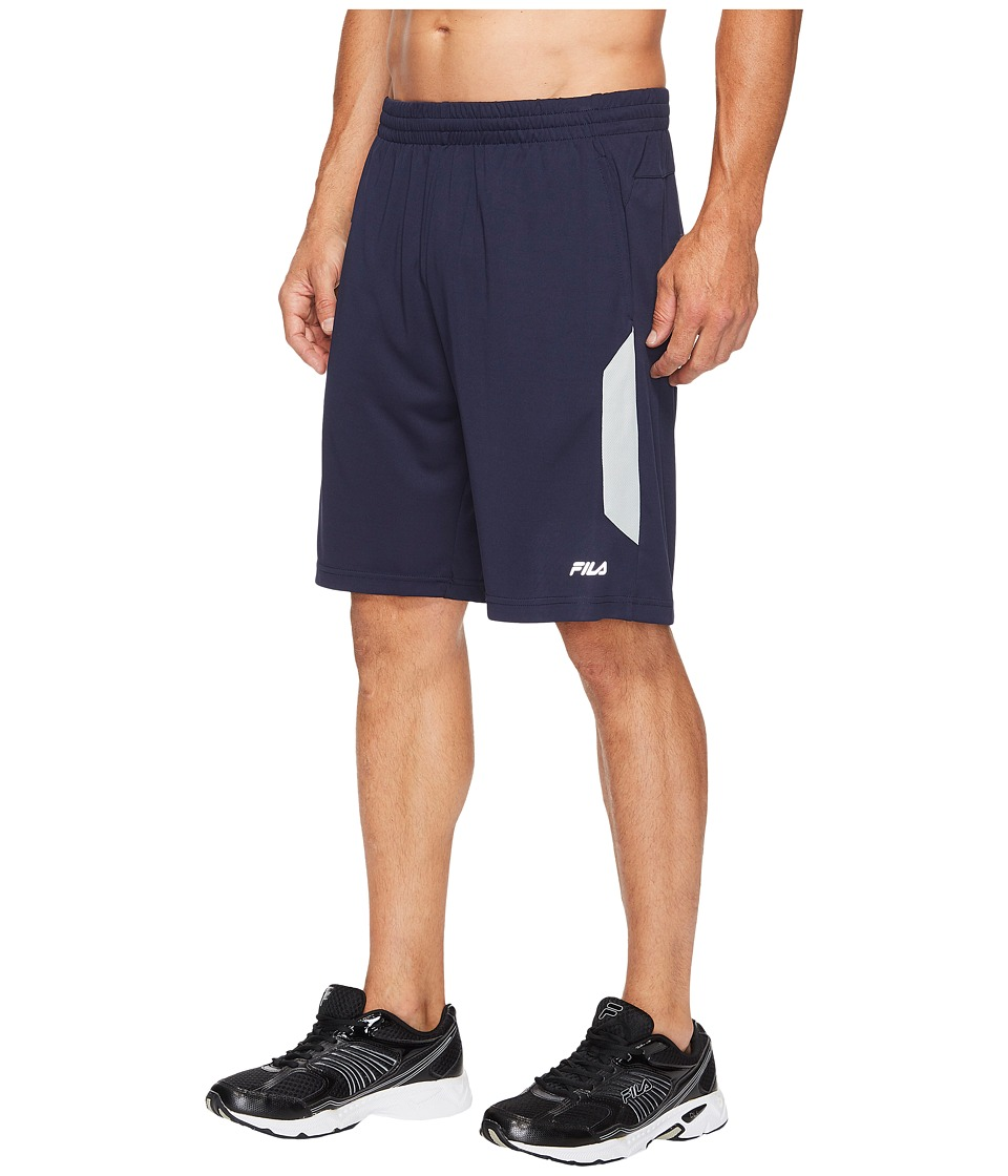 Fila - Cruiser Shorts (Navy/High-Rise) Men's Shorts