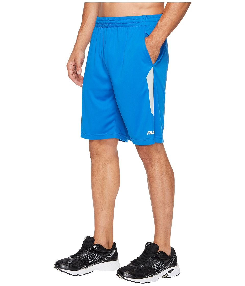 Fila - Cruiser Shorts (Prince Blue/High-Rise) Men's Shorts