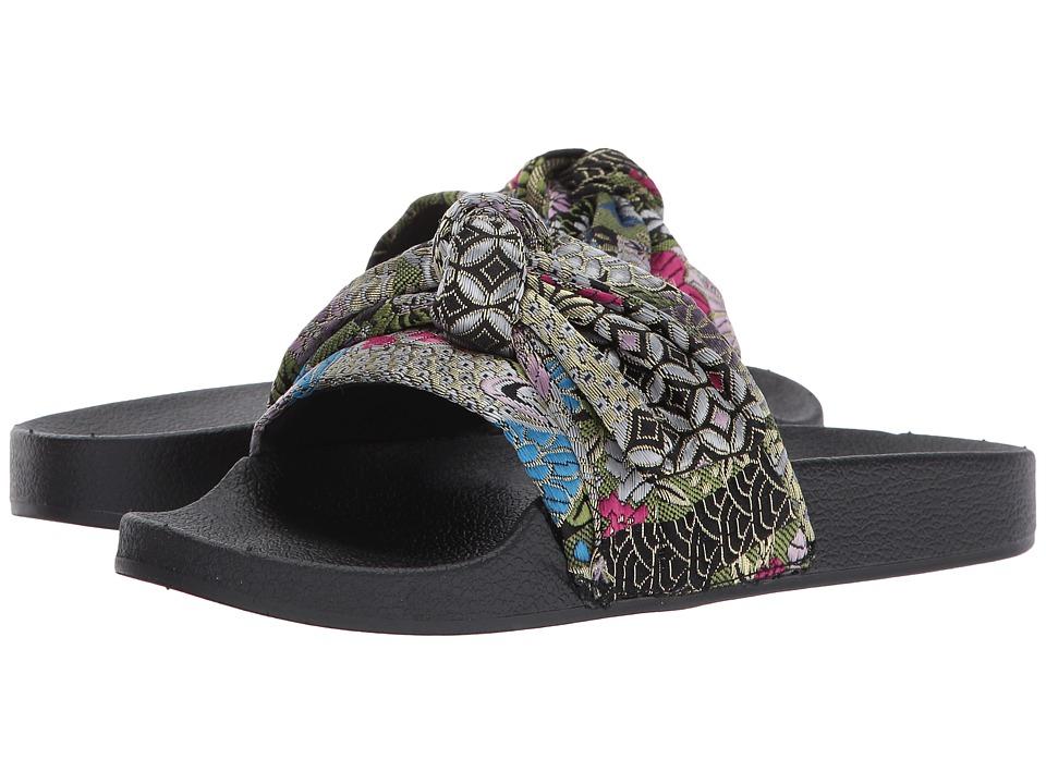 Steve Madden - Silky (Floral Multi) Women's Sandals