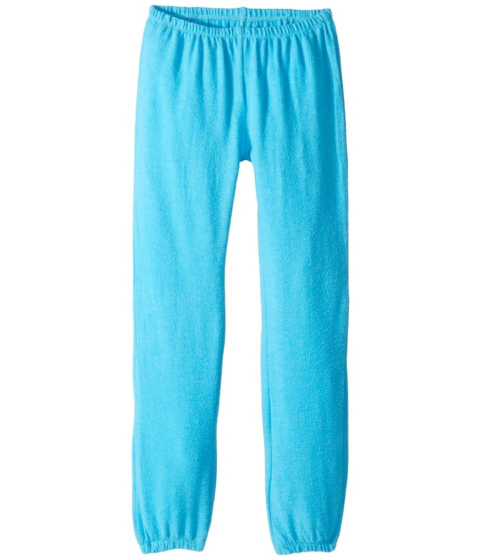 Chaser Kids - Love Knit Cozy Sweatpants (Big Kids) (Fish) Girl's Casual Pants