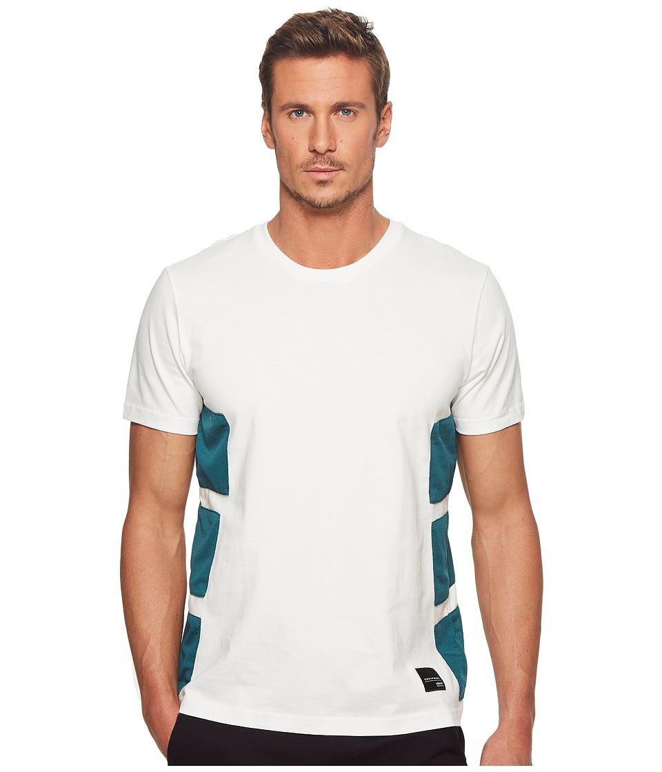 adidas Originals EQT Bold T-Shirt (Core White) Men