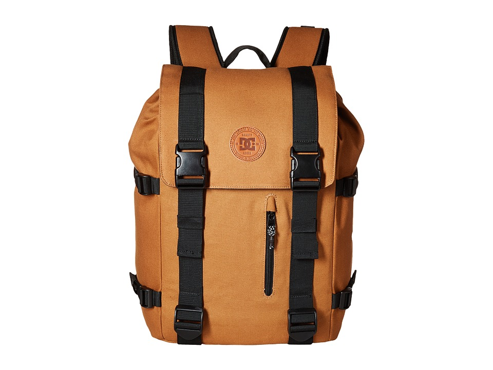 DC Crestline (DC Wheat) Backpack Bags