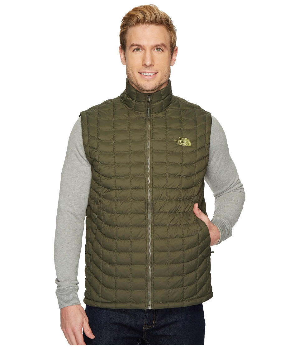 The North Face Thermoball Vest (Grape Leaf Matte) Men