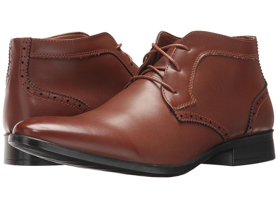 Deer Stags - Hooper (Dark Tan) Men's Shoes
