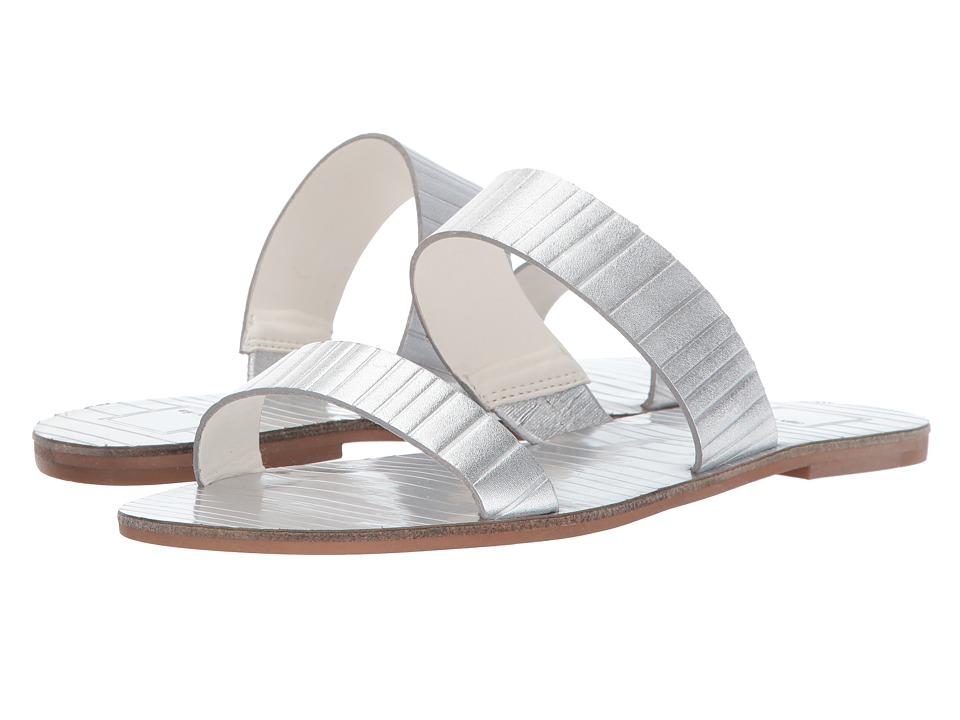 Dolce Vita - Jaz (Silver Leather) Women's Sandals