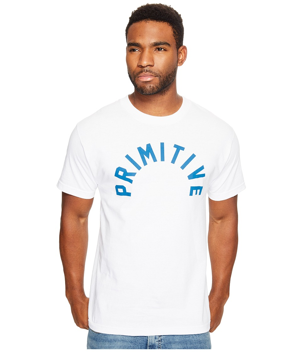 Primitive - Big Arch Tee (White) Men's T Shirt