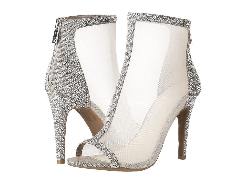 Jessica Simpson Energee (Light Sheer Fine Mesh) High Heels