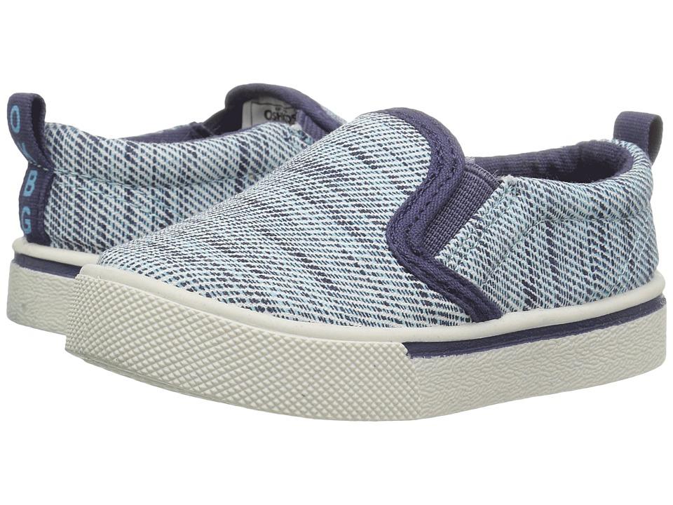 OshKosh - Austin 4-B (Toddler/Little Kid) (Multi) Boy's Shoes