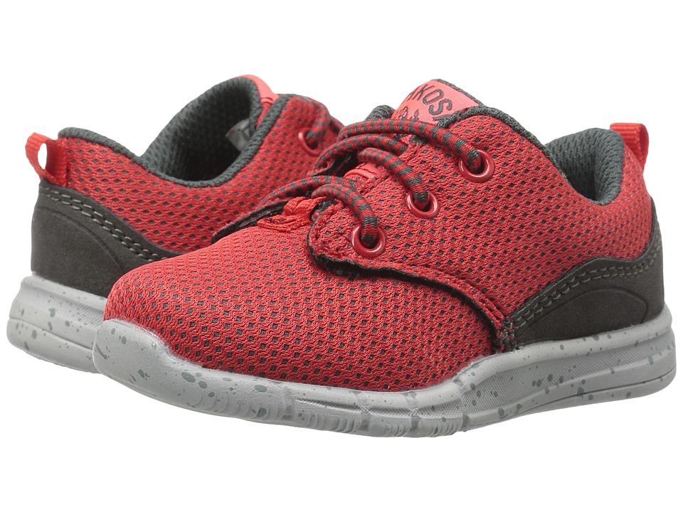 OshKosh - Archie-B (Toddler/Little Kid) (Red) Boy's Shoes