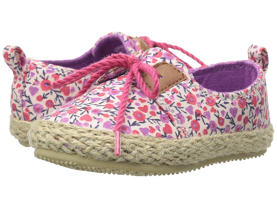 OshKosh - Rikki-2G (Toddler/Little Kid) (Pink Multi) Girl's Shoes