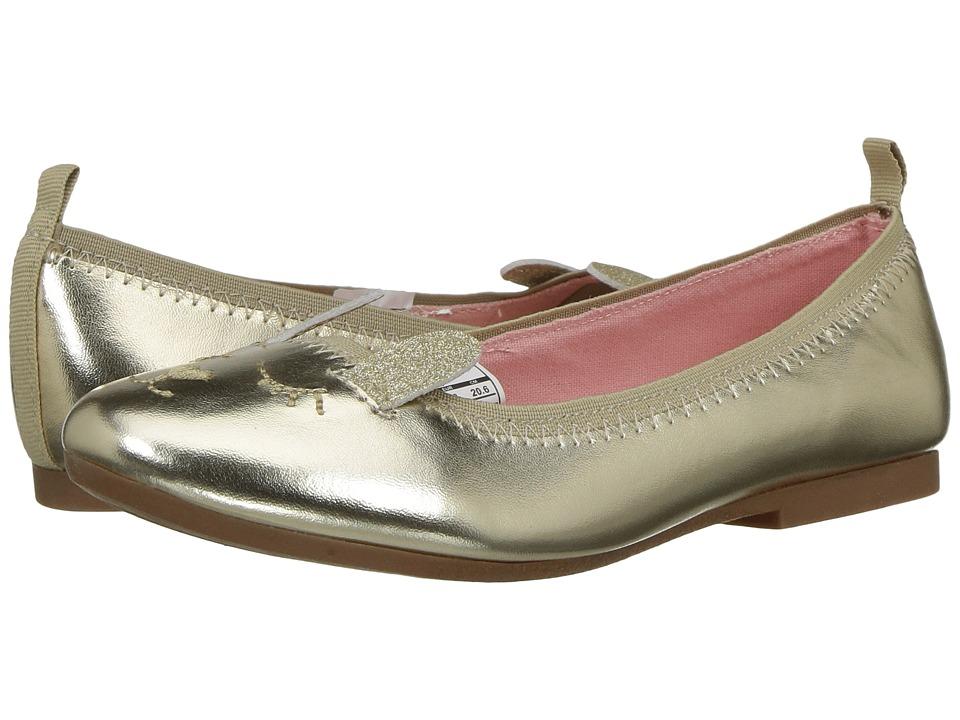 OshKosh - Hoppy-G-Y (Little Kid) (Gold) Girl's Shoes