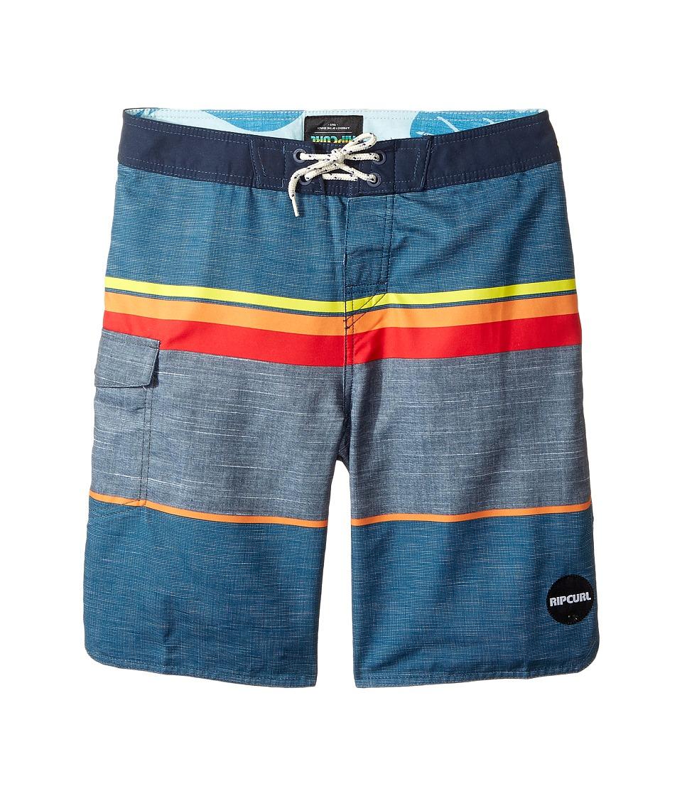 Rip Curl Kids - All Time (Big Kids) (Navy) Boy's Shorts