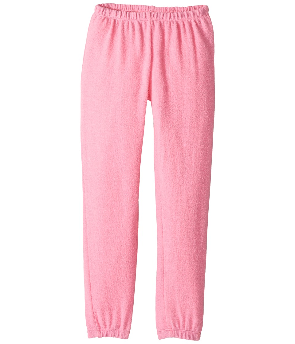 Chaser Kids - Love Knit Cozy Sweatpants (Toddler/Little Kids) (Princess Pink) Girl's Casual Pants