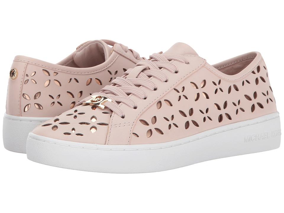 MICHAEL Michael Kors - Keaton Sneaker (Soft Pink/Ballet) Women's Shoes