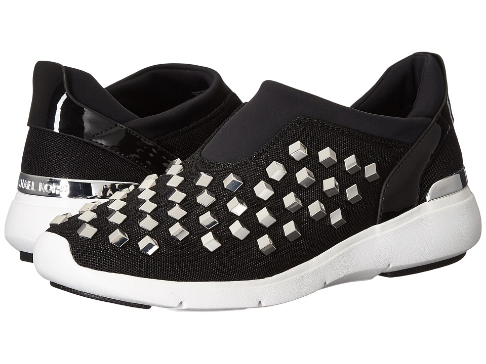 MICHAEL Michael Kors Ace Trainer (Black) Women