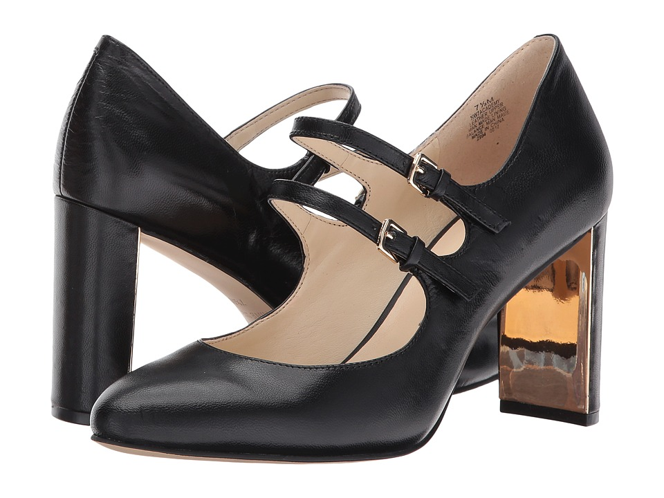 Nine West - Academy (Black) Women's Shoes