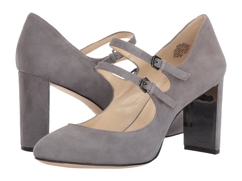 Nine West - Academy (Grey) Women's Shoes