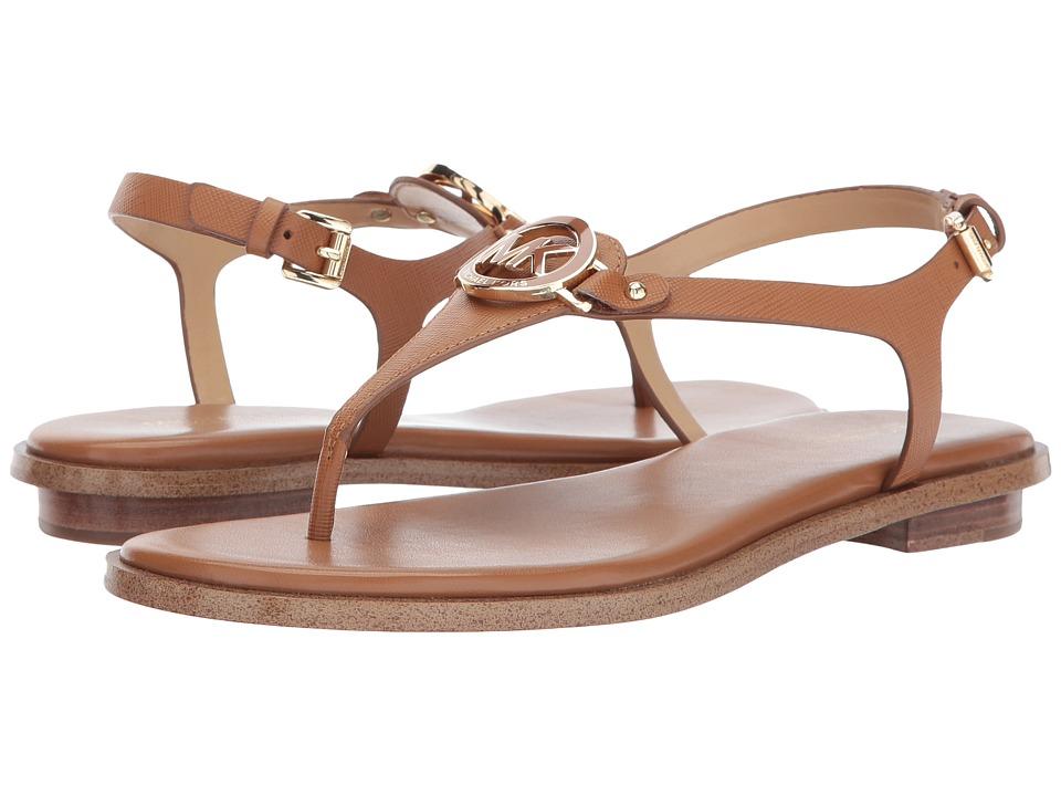 MICHAEL Michael Kors - Lee Thong (Acorn) Women's Sandals