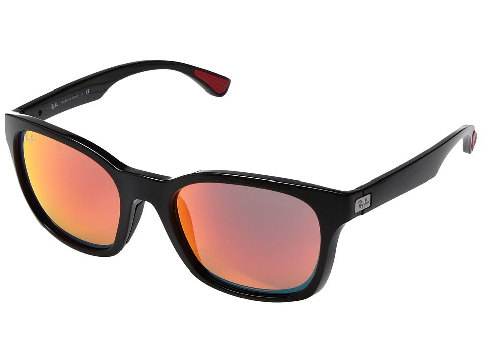 Ray-Ban - 0RB4197 (Black) Fashion Sunglasses