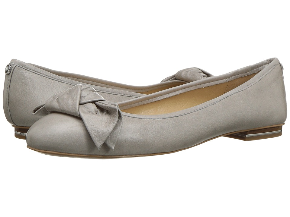 MICHAEL Michael Kors - Willa Ballet (Pearl Grey) Women's Shoes